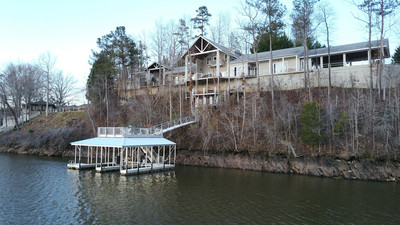 LH618 – HUGE PRICE DROP! Lakefront - Call Wayne Browning, Lake Wedowee Real Estate, www.lakewedoweerealestate.com